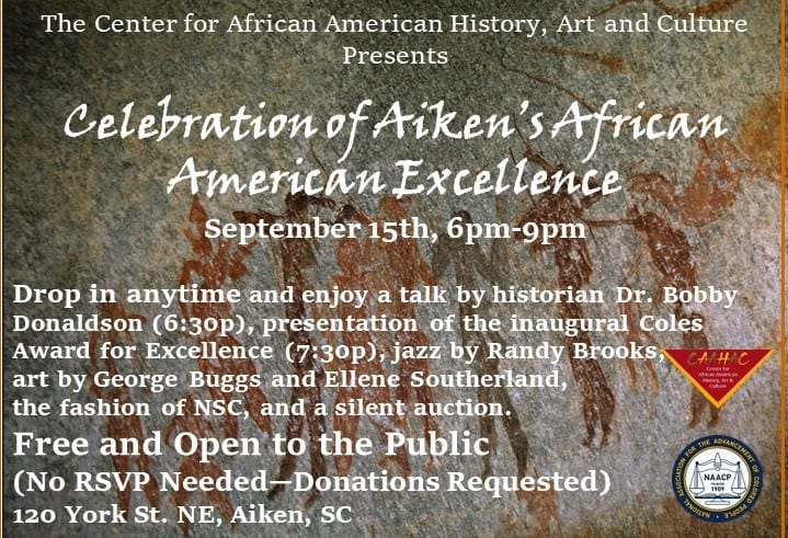 Celebration of Aiken's African American Excellence