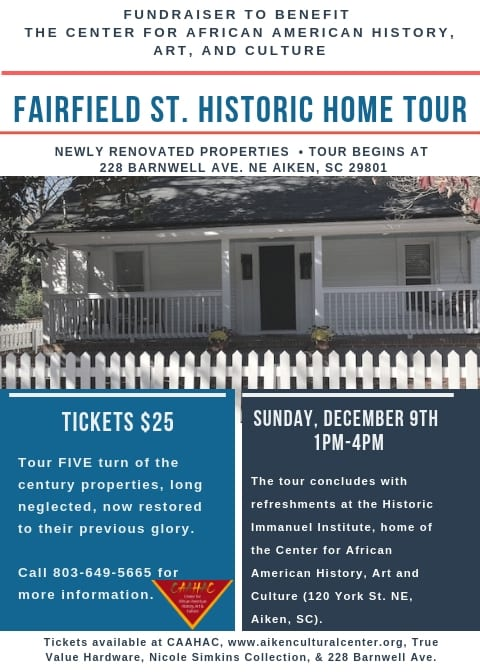 Fairfield St. Home Tour